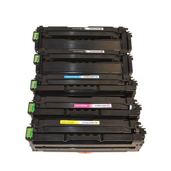 CLT-506L Premium Generic Remanufactured Toner Cartridge PLUS extra Black Set (5 cartridges)