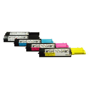 C525A Series Generic Toner Set PLUS