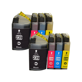 Series LC-239 Premium Compatible Inkjet Cartridge x 2