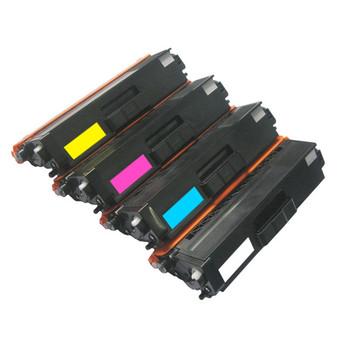TN-348 Super High Yield Remanufactured Toner Set of 4
