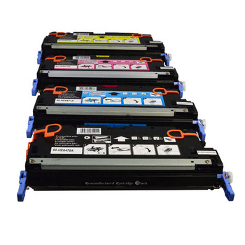 HP Compatible Q6470 Series Premium Generic Toner Set (4 Cartridges)