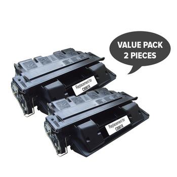 HP Compatible C8061X Premium Generic Toner X 2