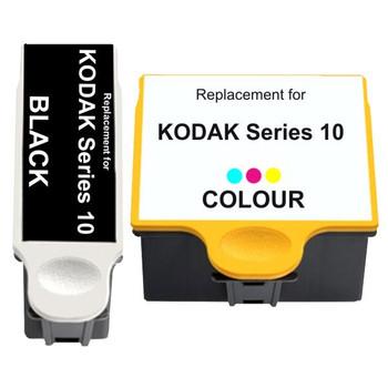 Series 10 Compatible Inkjet Cartridge Set 2 Cartridges