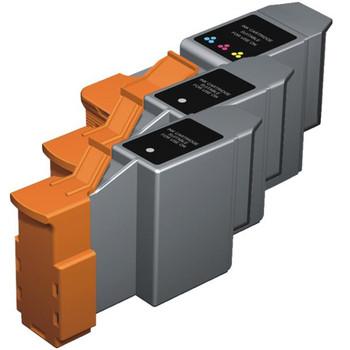 BCI-24 BCI-21 Compatible Inkjet Cartridge Set 3 Ink Cartridges
