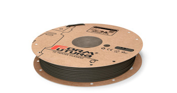 Wood feel PLA based filament EasyWood 2.85mm Ebony 500 gram 3D Printer Filament