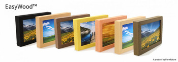 Wood feel PLA based filament EasyWood 1.75mm Olive 500 gram 3D Printer Filament