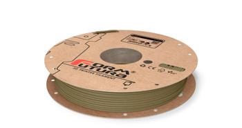 Wood feel PLA based filament EasyWood 2.85mm Olive 500 gram 3D Printer Filament