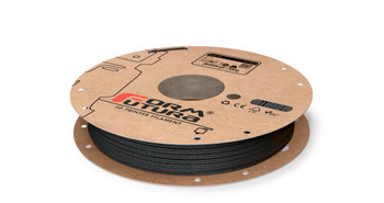 Carbon Fibre PETG Filament CarbonFil 1.75mm Black 2300 gram 3D Printer Filament