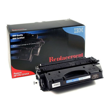 IBM Brand Replacement Toner for CE505X