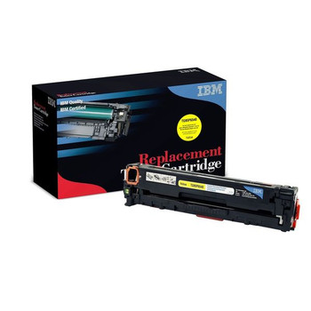 IBM Brand Replacement Toner for CB542A