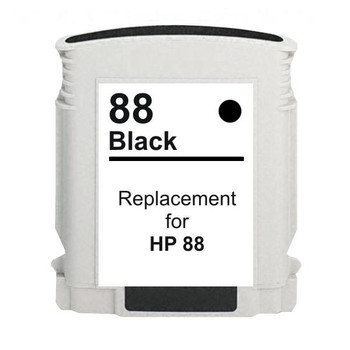 HP Compatible #88 Black High Capacity Remanufactured Inkjet Cartridge