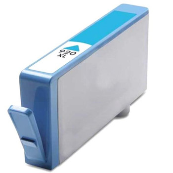 HP Compatible #920XL Cyan Cartridge Remanufactured Inkjet Cartridge with new chip