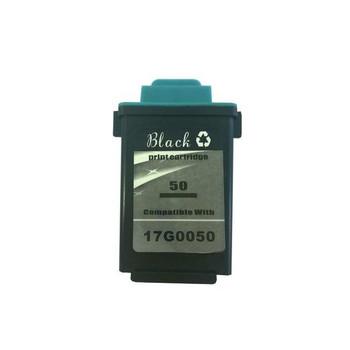 17G0050 #50 Remanufactured Inkjet Cartridge