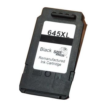 PG645XL Black Premium Quality Remanufactured Inkjet Cartridge