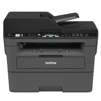 Brother L2710DW A4 Wireless Compact Mono Laser Printer All-in-One with 2-Sided 30ppm