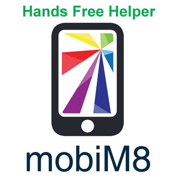 MobiM8 Mobile Phone Hands Free and Car Stand for all smart phones