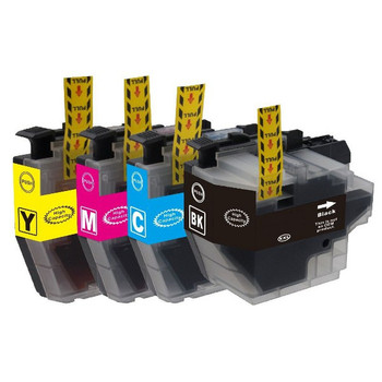 LC-3319 Compatible Inkjet Set 4 Cartridges [Boxed Set]