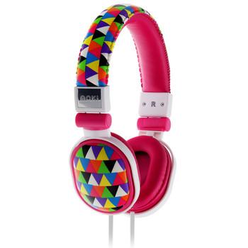 Moki Popper - Tripat soft cushioned premium DJ Style headphone