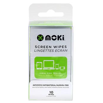 Moki 10 Screen Wipes