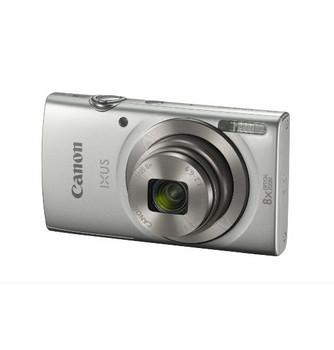 CANON IXUS 190 16MP Digital Camera - Silver