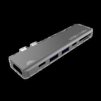 LynkHUB HD+ is a 7-in-1 adapter by IntelliArmor