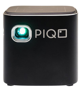 PIQO Projector The world's most smart 1080p mini pocket projector including 7 Accessories (Value Pack)