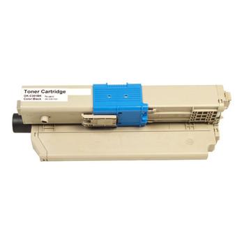 OKI 44973548 #301 Black Premium Remanufactured Toner
