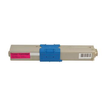 OKI 44973546 #301 Magenta Premium Remanufactured Toner