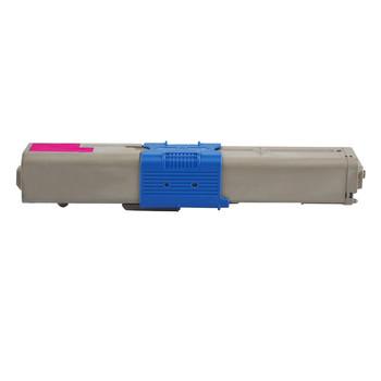 Non Genuine Premium Compatible Magenta Toner (Replacement for 46508718)