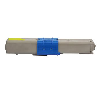 Non Genuine Premium Compatible Yellow Toner Cartridge (Replacement for 46508717)