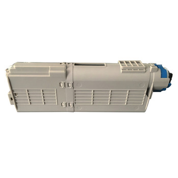 Premium Compatible Cyan Toner with Chip (Replacement for 46490611)