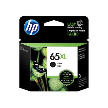 HP 65 Original Black High Yield Ink N9K04AA - 300 Pages