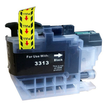 Premium Black Compatible Inkjet Cartridge (Replacement for LC-3313B)