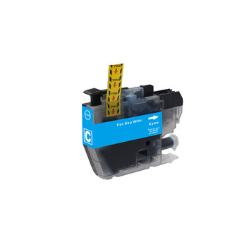 Premium Cyan Compatible Inkjet Cartridge (Replacement for LC-3313C)