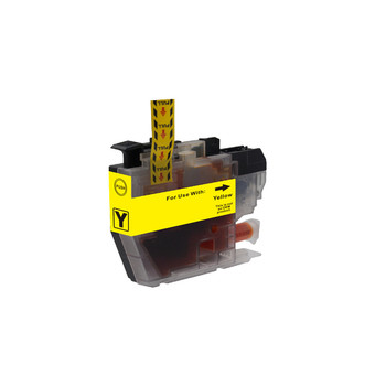 Premium Yellow Compatible Inkjet Cartridge (Replacement for LC-3313Y)