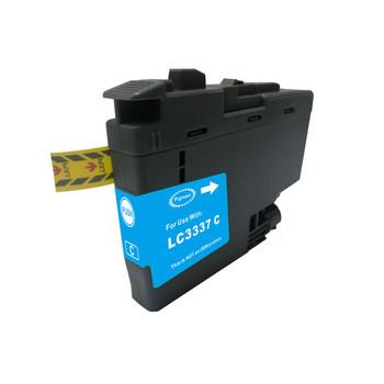 Premium Black Inkjet Cartridge (Replacement for LC-3337C)