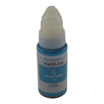 690 Generic Cyan Refill Bottle - 70ml