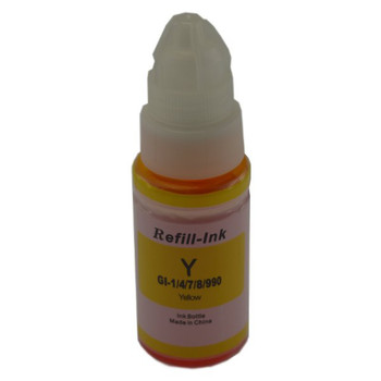 690 Generic Yellow Refill Bottle - 70ml