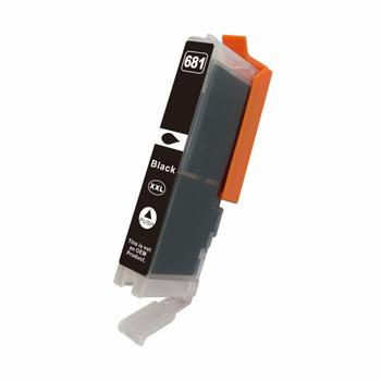 Premium Black Compatible Inkjet Cartridge (Replacement for CLI-681BKXL)
