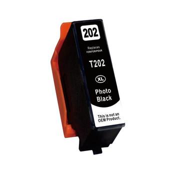 Epson Premium Inkjet Cartridge (Replacement for 202XL Black)
