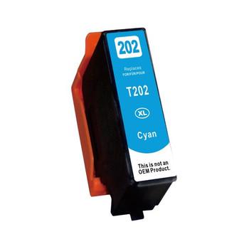 Epson Premium Inkjet Cartridge (Replacement for 202XL Cyan)