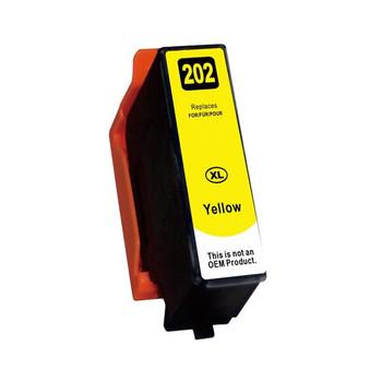Epson Premium Inkjet Cartridge (Replacement for 202XL Yellow)