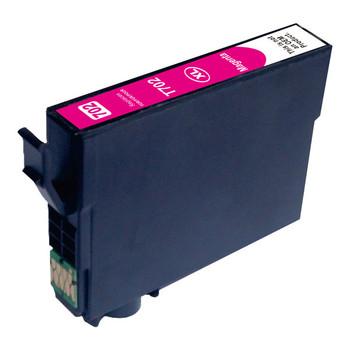 Magenta Compatible Inkjet Cartridge (Replacement for 702XL Magenta)