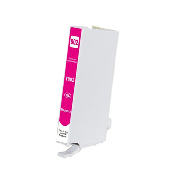 Magenta Compatible Inkjet Cartridge (Replacement for 802XL)