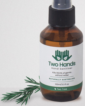 TWO HANDS SANITISER EXTRA STRENGTH – 500ML GEL PUMP