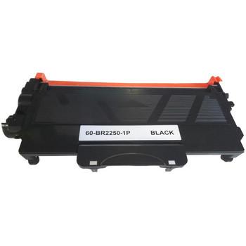 BROTHER [5 Star] TN-2250 Black Premium Generic Toner Cartridge