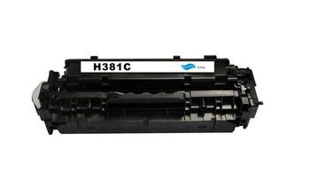 HP Compatible [5 Star] CF381A #312A Premium Remanufactured Cyan Toner