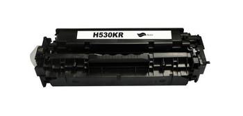 HP Compatible [5 Star] CC530A #304A CART-318BK CART-418BK Black Premium Remanufactured Toner