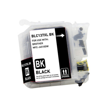 BROTHER [5 Star] LC137XL Black Compatible Inkjet Cartridge