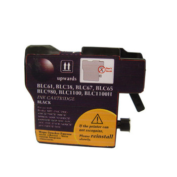 BROTHER [5 Star] LC38 LC67 Black Compatible Inkjet Cartridge